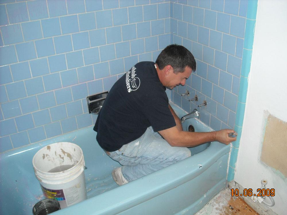 Bathtub Refinishing and Tub Resurfacing in Chico and Redding