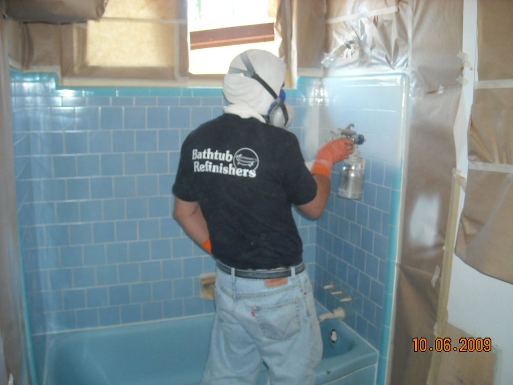 Bathtub Refinishing and Tub Resurfacing in Chico and Redding