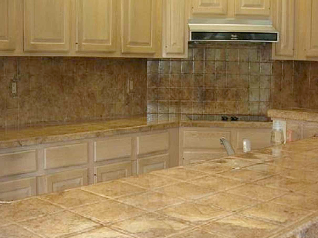 Countertop Tile Refinishing in Chico and Redding, CA and surrounding Areas