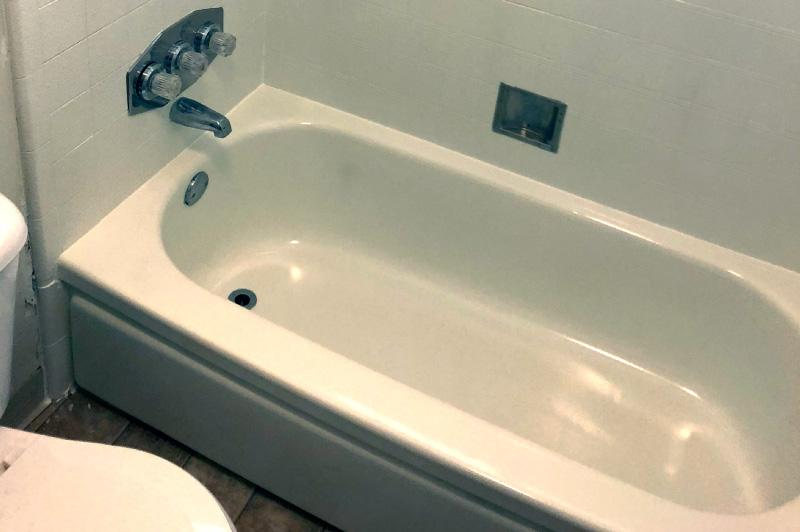 Bathtub Refinish -After  - Bathtub Refinishers - Chico, CA