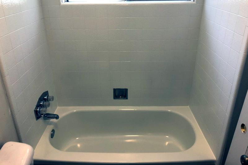 Bathtub Refinish - After  - Bathtub Refinishers - Chico, CA